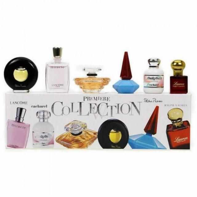 Miniatures Lancôme   Première Collection 6 minis L'Oréal