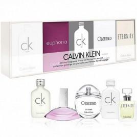 Coffret Miniatures | 5 Parfums Femme et Mixtes