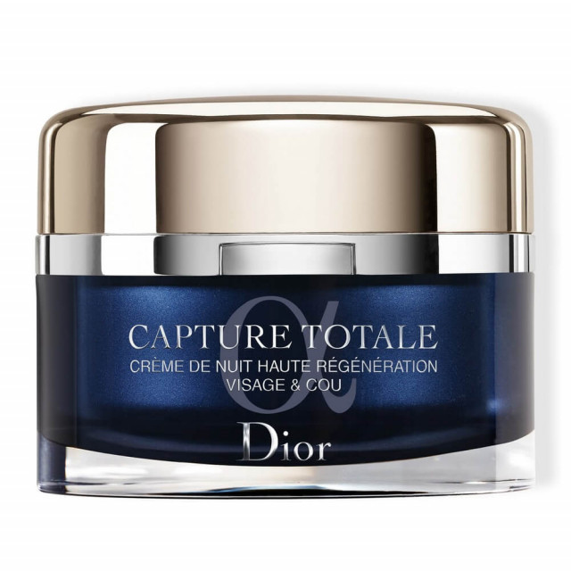 CAPTURE TOTALE   Crème de nuit haute régénération visage et cou