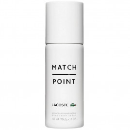 Match Point   Déodorant Vaporisateur