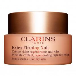 Extra-Firming Nuit - CLARINS|Crème régénérante anti-rides - Peaux sèches