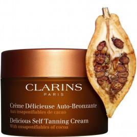Crème Délicieuse Auto-Bronzante|CLARINS - Visage et Corps