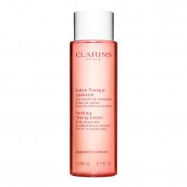 Lotion Tonique Apaisante - CLARINS|Aux extraits de camomille et fleur de safran - Peaux très sèches ou sensibles
