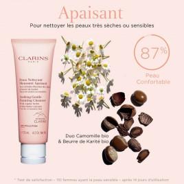 Doux Nettoyant Moussant Apaisant - CLARINS|Peaux très sèches ou sensibles