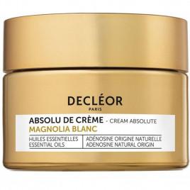 Absolu de Crème Magnolia Blanc - DECLÉOR Régénérant - Anti-âge global, Redensifiant