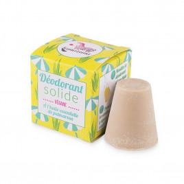Déodorant Solide Végane LAMAZUNA|A l'Huile de Palmarosa - Sans Sels d'Alluminium