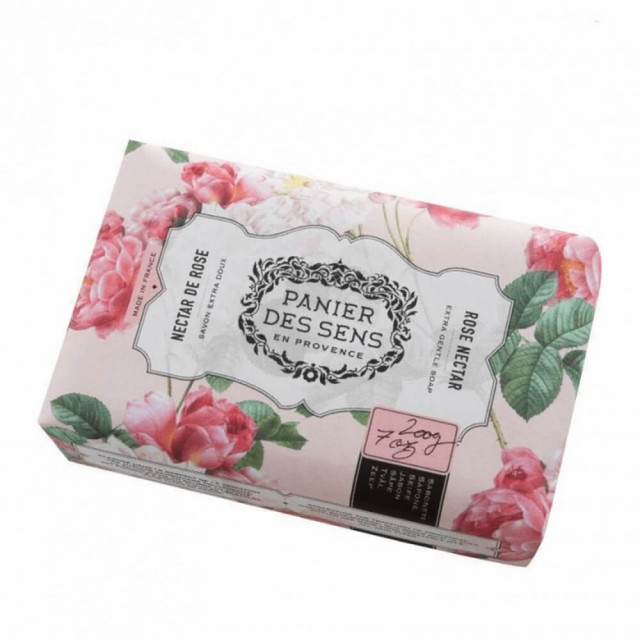 Savon Karité Nectar de Rose - PANIER DES SENS