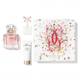 Mon Guerlain | Coffret Eau de Parfum 50ml, Lait Corps et Céramique