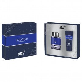 Explorer Ultra Blue | Coffret Eau de Parfum 60 ml + Gel Douche Intégral 100 ml