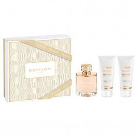 Quatre | Coffret Eau de Parfum 50 ml + Lait Parfumé pour le Corps 50 ml + Gel Parfumé Bain et Douche 50 ml